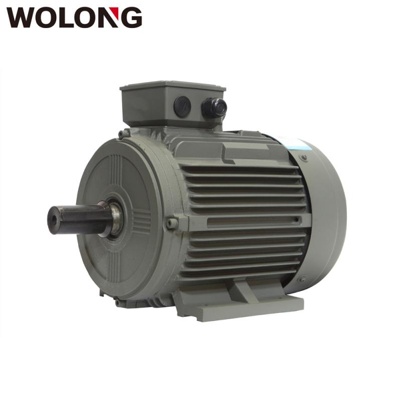 卧龙电机YE3系列超高效率三相异步电动机
