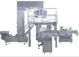 灌装旋盖生产线-灌装旋盖一体机-汕头鹏辉机械