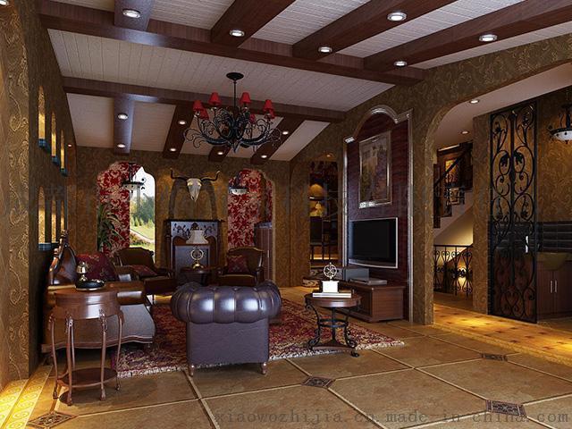 小蝸置家室內裝修全包半包裝飾設計施工公司