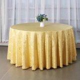 廠家供應歐式酒店桌布飯店宴會臺布婚慶圓桌桌布餐廳方形餐桌布