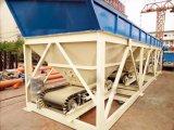 3倉混凝土配料機廠家直銷,億立PLD1200混凝土配料機,