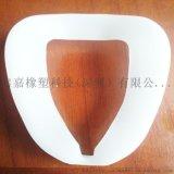定家定定做硅胶口罩防尘口罩硅胶配件模具与产品开模定制