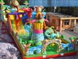 江苏徐州儿童充气城堡大圣归来儿童乐园生产厂家