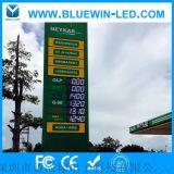 16英寸888.88led油站屏 加油站户外防水LED油价显示屏 LED油价牌