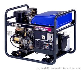 EDA5000E柴油发电机 4.3KW(日本 雅马哈)