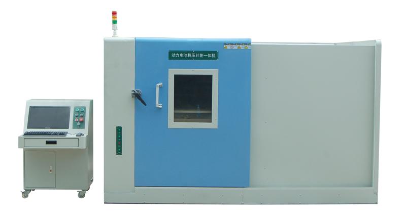 GS-DLZC200動力蓄電池組針刺試驗機