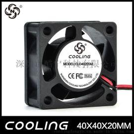深圳酷宁4028逆变器服务器直流散热风扇 厂家直销