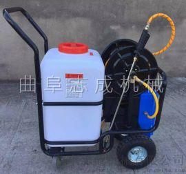 直销推车式打药机电动免维护喷雾消毒机
