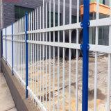 政府舊牆改造鐵藝圍欄 方管鐵藝護欄柵欄網