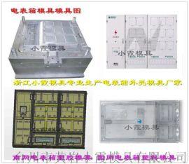 国网标准三相八电表箱塑胶模具供应商