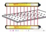 测量光幕板材纠偏木材孔洞检测光栅传感器模拟量输出