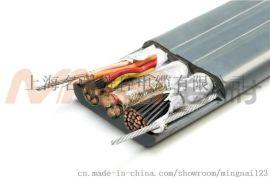 龙门吊加钢丝扁平电缆,上海名耐