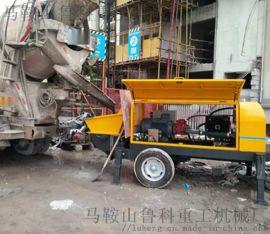 砂浆泵水泥细石混凝土泵的使用3点操作要点