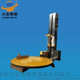 托盘缠绕机 适用于使用托盘装运的货物包装 操作简易