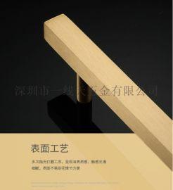 新中式銅金色 純銅拉手