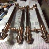 不锈钢大门拉手定制加工金属异形拉手