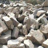 直銷黃色片石亂形石板碎拼文化石天然毛石河北板岩