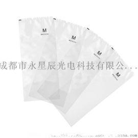 柳州厂家供应透明PE袋机械防静电防尘立体包装袋饰品自封收纳袋