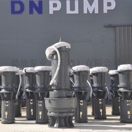 QSZ简易轴流泵_供水工程用水泵_天津