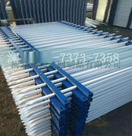 厂家直销 热镀锌铁马护栏 隔离护栏 施工临时可移动铁马护栏