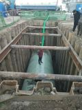 北京打樁專業基坑護坡支護拉森樁打拔施工