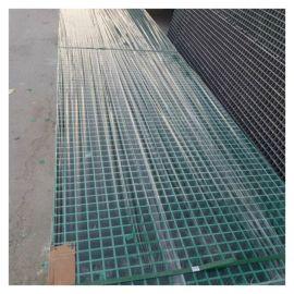 平面玻璃钢50耐酸碱格栅树脂