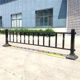 塑钢市政护栏 锌钢市政护栏 铁艺市政护栏