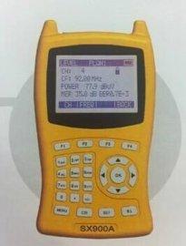 赛讯SX900A数字信号场强仪 有线电视数字场强仪 模拟及数字电视测量仪