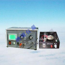 绝缘材料体积电阻/表面电阻测试仪操作说明
