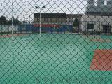 隔離柵網規格 球場隔離網 菱型孔圍欄