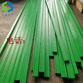 高密度链条导轨 upe聚乙烯耐磨条异形件
