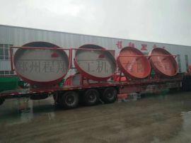 ZLJ28圆盘造粒机设备、鸡粪有机肥造粒生产线