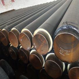 长沙 鑫龙日升 预制地埋发泡管dn125/133成品保温管