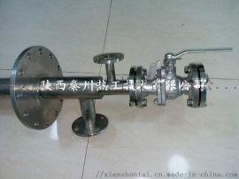秦川热工 非标定制酸性气体点火器 点火嘴