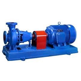 IS、IR系列卧式单级清水离心泵