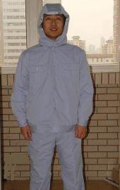 防辐射微波电磁屏蔽工作服