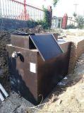 定制生活废水地埋一体化设备方案
