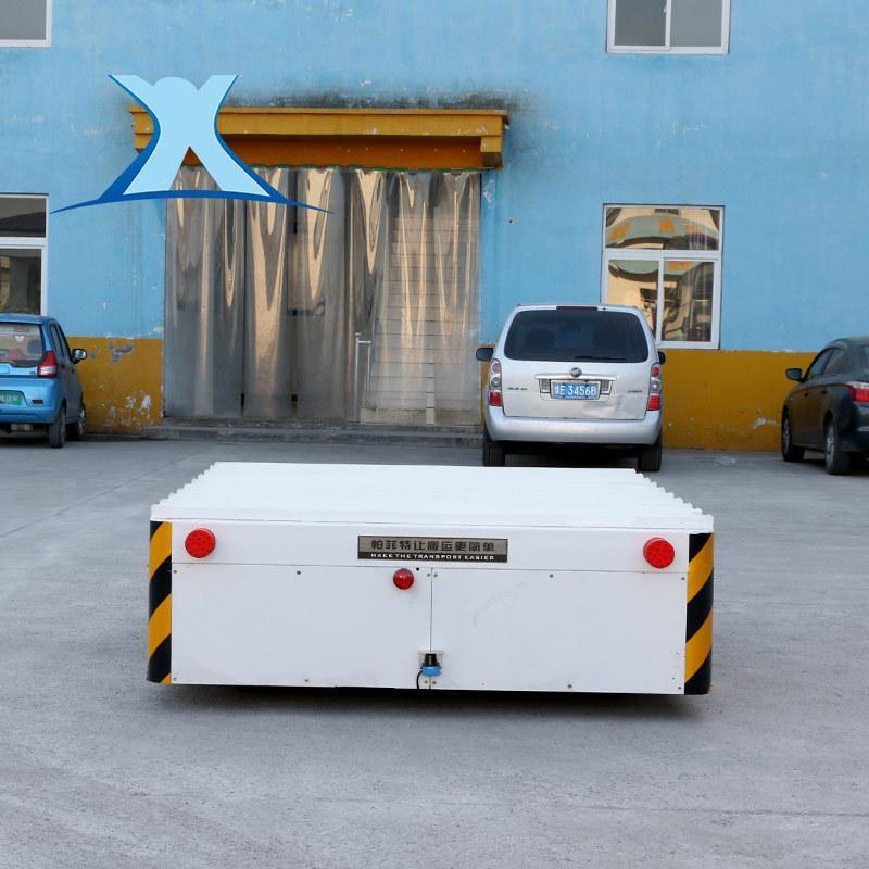 1.5吨电动车平板货车 大吨位纵横运行无轨电动搬运车 新品