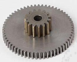 双联齿轮加工  精密齿轮加工