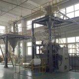 真空除塵全自動配料高速混合機組 計量稱重配料系統