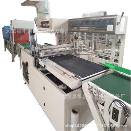 直销自动套膜热缩机 L型热收缩包装机 散热器塑封机