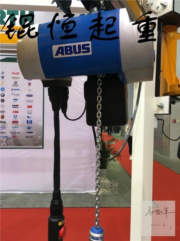 經銷 安博GM4 630.4-2環鏈電動葫蘆,起重量630公斤
