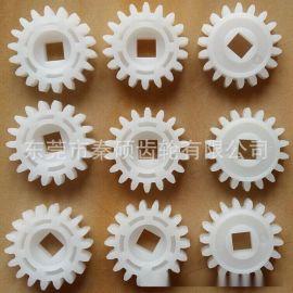 供应方孔齿轮 精密小齿轮 单层齿轮 塑料齿轮品质优良