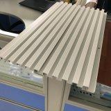 10*10mm鋁合金長城板 白色背景牆裝飾工程鋁長城板