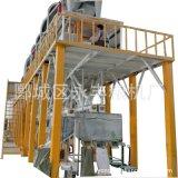 永丰厂家直销全套楼房结构220吨面粉厂设备