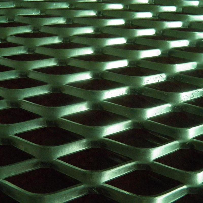装饰铝板网 不锈钢铝板网 金属铝板网 铝板网