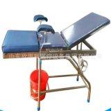 不鏽鋼婦科檢查牀 衛生院計生辦婦科檢查牀簡易手術牀