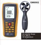风速测量仪,风速计可与计算机通讯GM8902