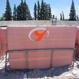 5MM红色耐燃A级防火防潮玻镁板