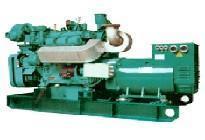 船用发电机组